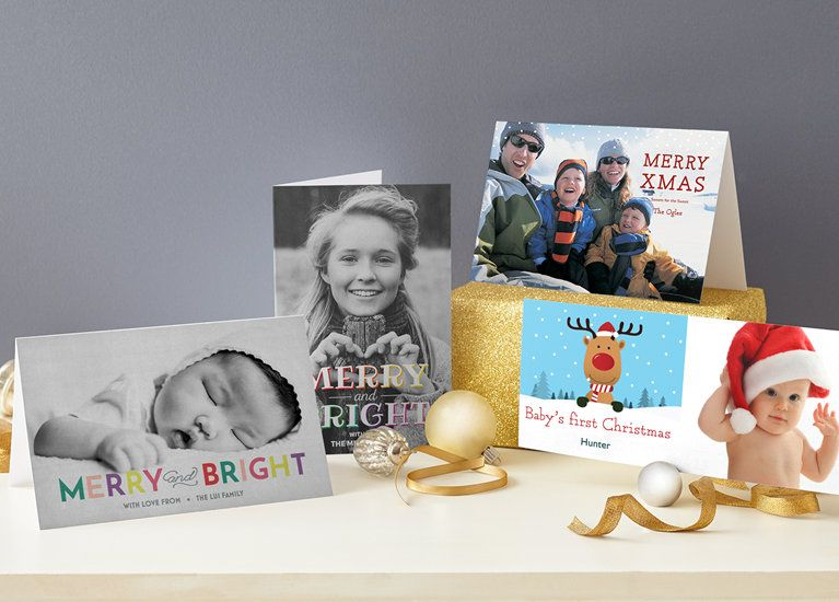 custom holiday cards from vistaprint business - Vistaprint Holiday Cards