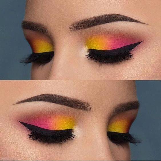 Photo of EYESHADOW LOOKS Augen Make-up Tricks Augen Make-up Ideen #IndianBeautyTips #eye …