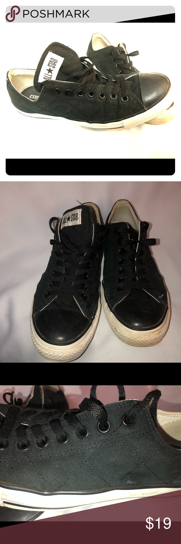 de2b3e6fc033 Rare unique converse all star padded textile chuck A very rare pair of size  10 men s