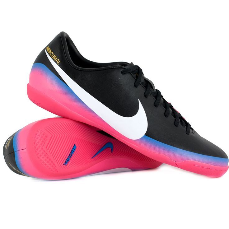d519ae3f1 Nike Mercurial Victory IV IC - Kids Indoor Soccer Shoes - Fireberry ...