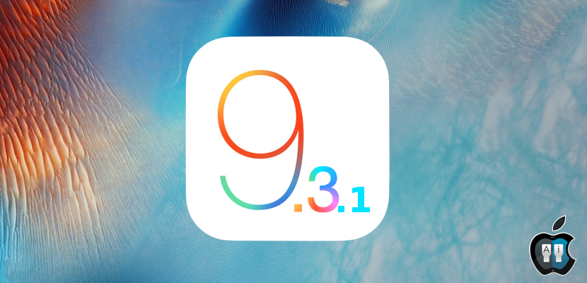 Enlaces de descarga de iOS 9.3.1 para iPhone, iPod Touch y iPad - http://www.actualidadiphone.com/enlaces-descarga-ios-9-3-1/