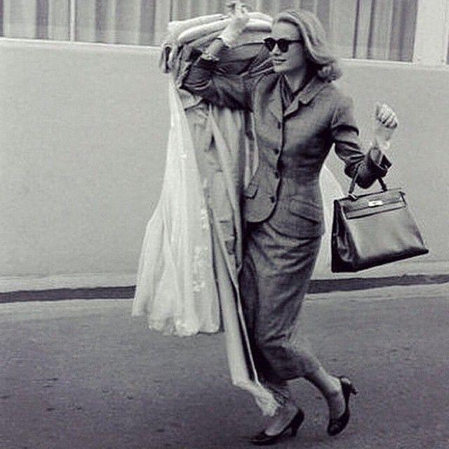 Happy birthday to the eternally glamorous Grace Kelly ❤️