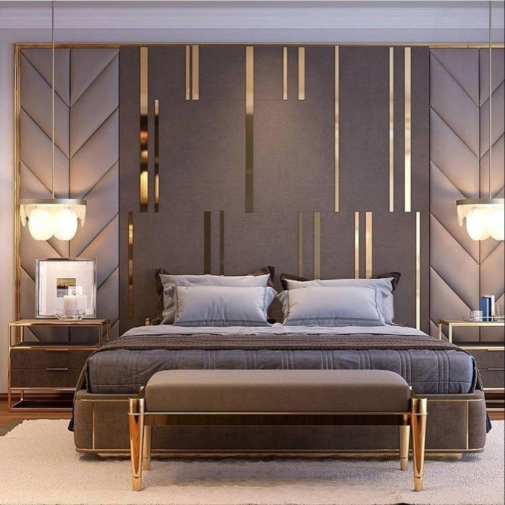 Luxury Bedroom Master, Luxurious