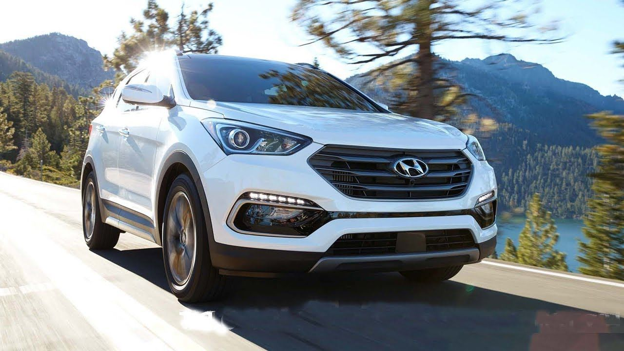 2018 NEW Hyundai Santa Fe Sport Santa fé