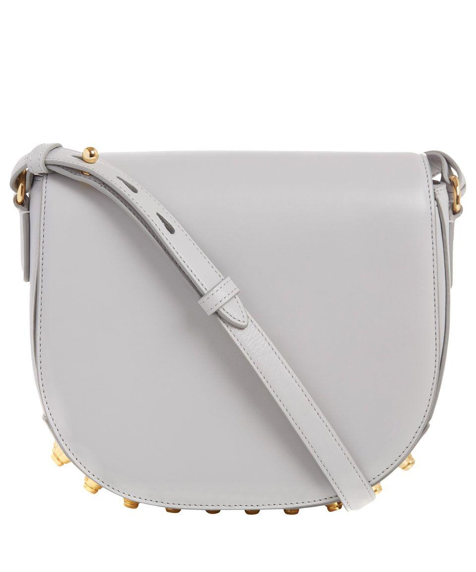 Alexander Wang Small Grey Lia Bag