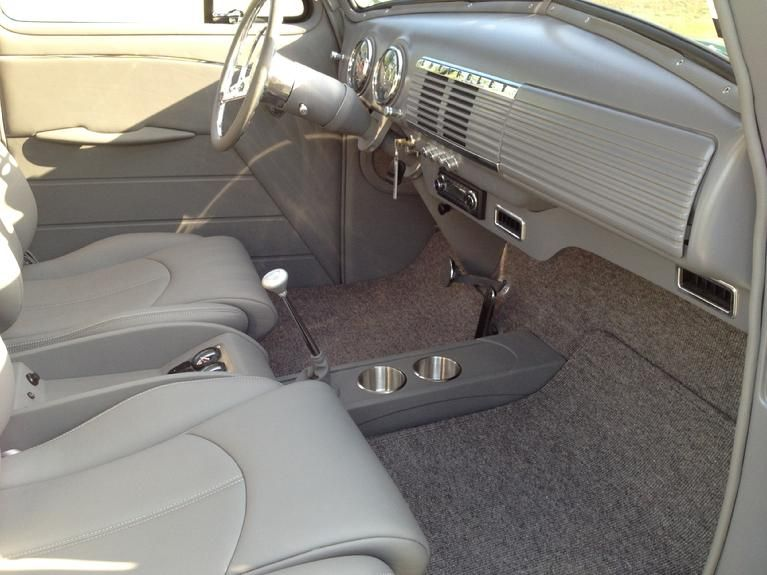 1950 Chevy Truck Interior Google Search 1950 S Chevy Trucks