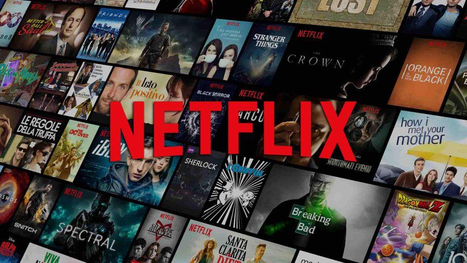 Netflix, Netflix TV Logo, Netflix Brand, Netflix Logo