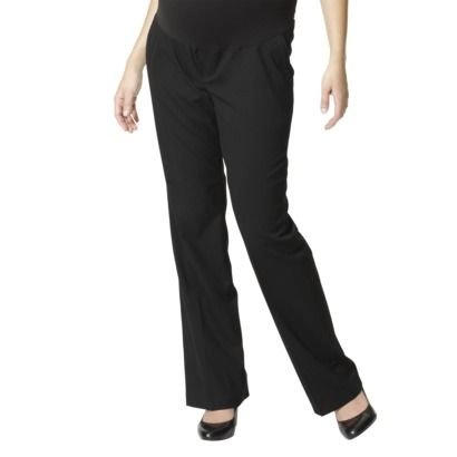 fff3712cc3e99 Liz Lange® for Target® Maternity Bootcut Pants - Black | Crazy Cute ...