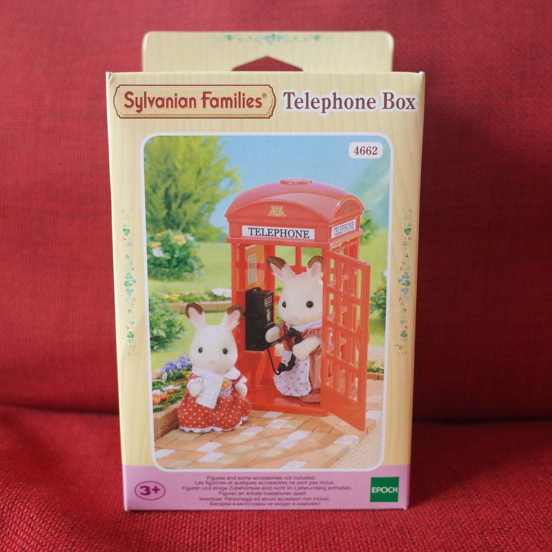 Sylvanian Families POPCORN CART 4610 Epoch Calico Critters