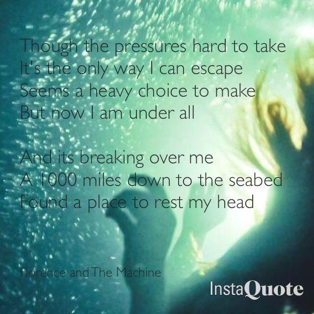 Florence And Machine Never Let Me Go Lyrics Lyrics Song Lyrics Songs