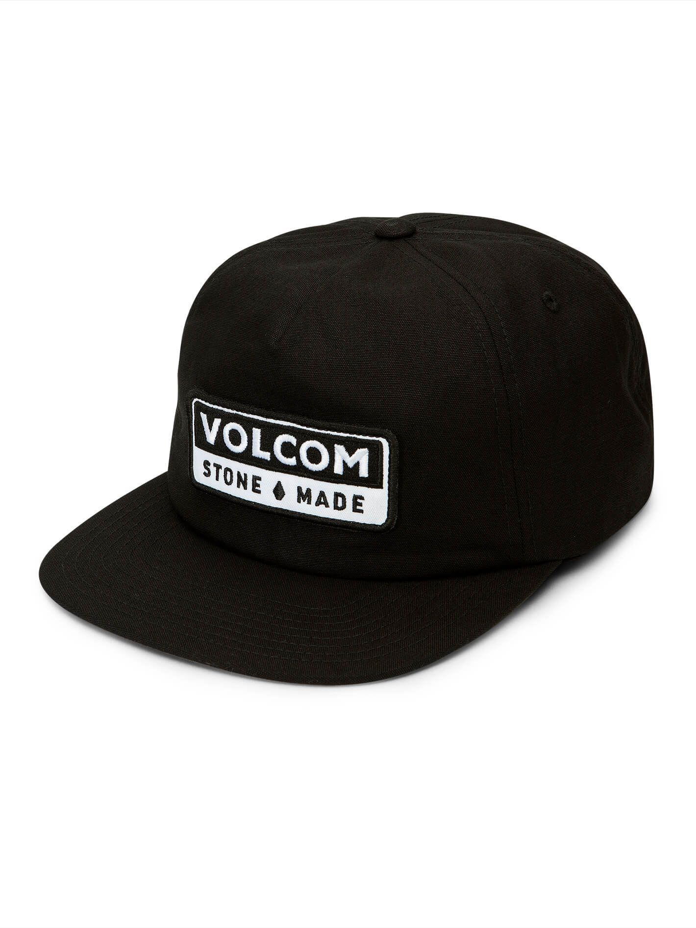 low priced f49ca ce0c4 Volcom Transporter Cap Mens Snapback Hat -Blk Made for fast action and life  on the road, there s no slowing down the Transporter hat.