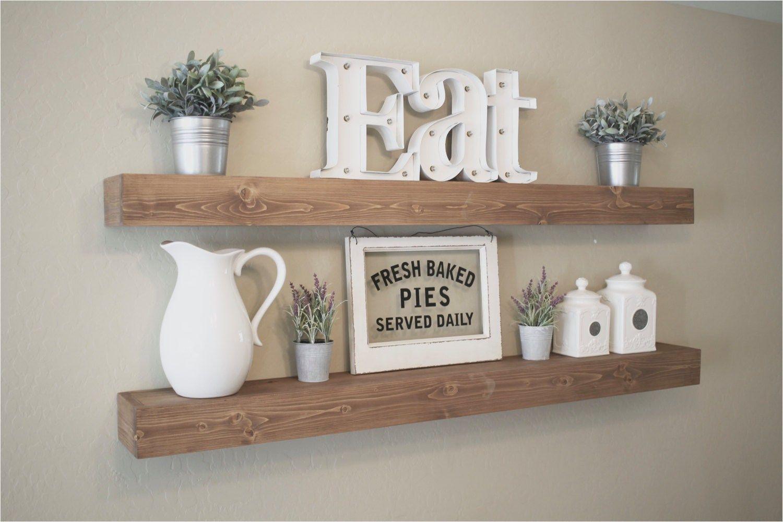 46 Best Rustic Farmhouse Floating Shelves Decor Ideas Let S Diy Home Rustic Floating Shelves Decor Home Decor Kitchen