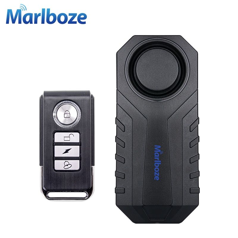 Security & Protection Sensor & Detector Topvico Door Window Security Vibration Sensor Alarm Wireless Car Motorcycle House Safety Home Security Alarm System Anti Theft