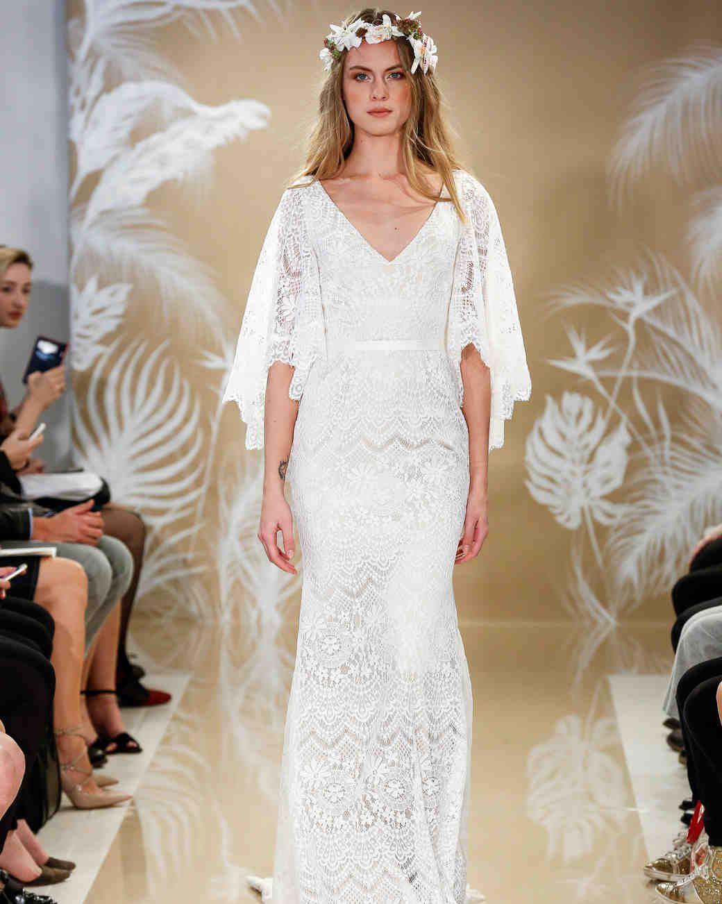 1045bdb549d THEIA Fall 2017 Wedding Dress Collection