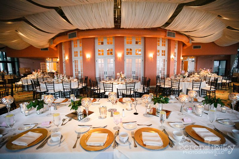 A Romantic Wedding Venue With Banquet Space For Elegant At Galveston Hotel