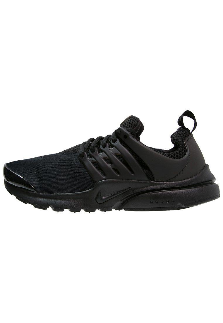 mooie Nike Sportswear PRESTO Sneakers laag black (zwart)