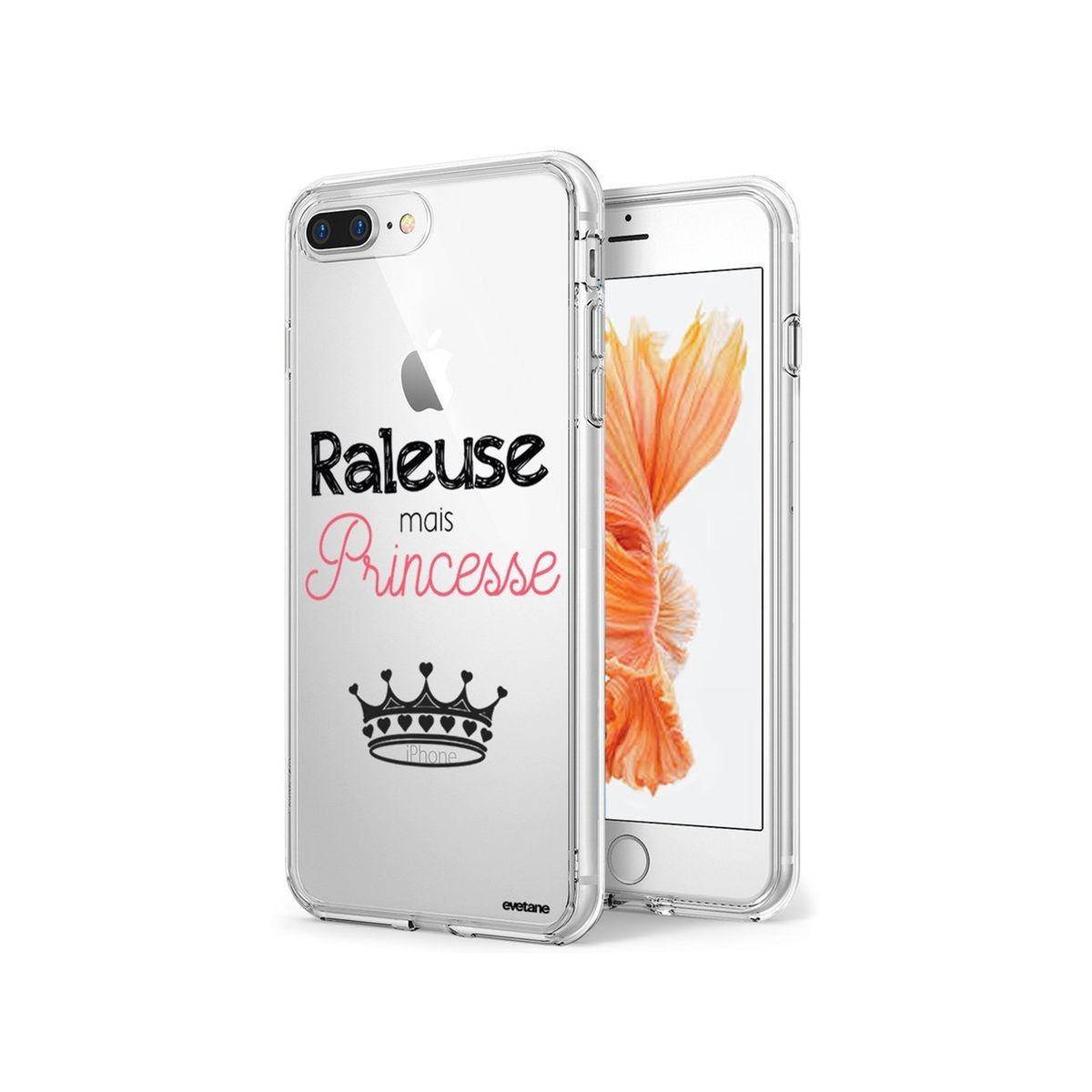 coque iphone 7 citation princesse