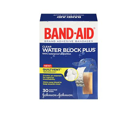 Check Out This Free Sample From Pinchme Water Block Plus Clear Band Aid Brand Band Aid Pinch Me Clear Water