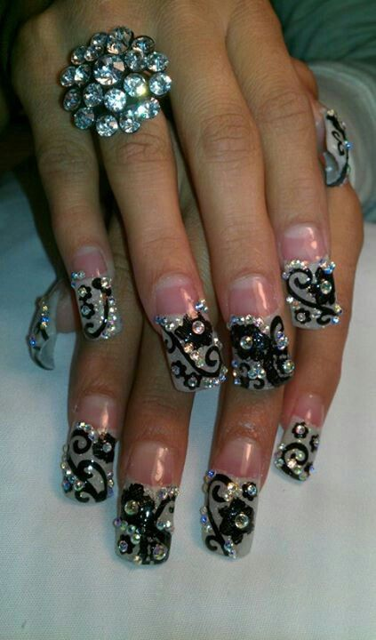 Nails Estilo Sinaloa Nails Estilo Sinaloa Pinterest Nail Nail