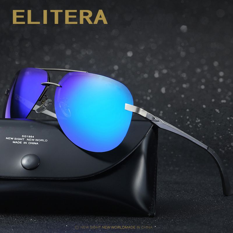 26e5d374ac52 ELITERA New Polarized Sunglasses Men Driver Mirror Sun glasses Male Driving  Fishing Female Outdoor Sports Eyewear For Men olta stream fishing --  AliExpress ...