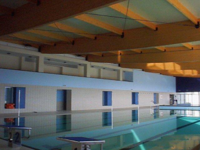 Cortejoso y coronado arquitectos piscina cubierta en el - Arquitectos en avila ...