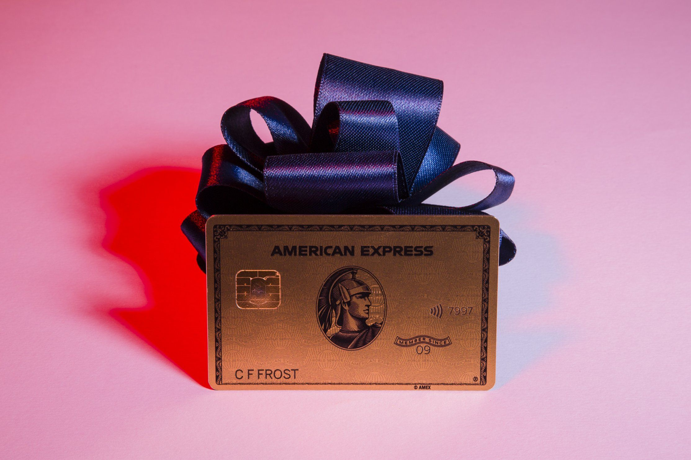 The American Express Gold Card Promises Lucrative Rewards And