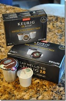 keurig 20 review size difference between kcups and kcarafes www