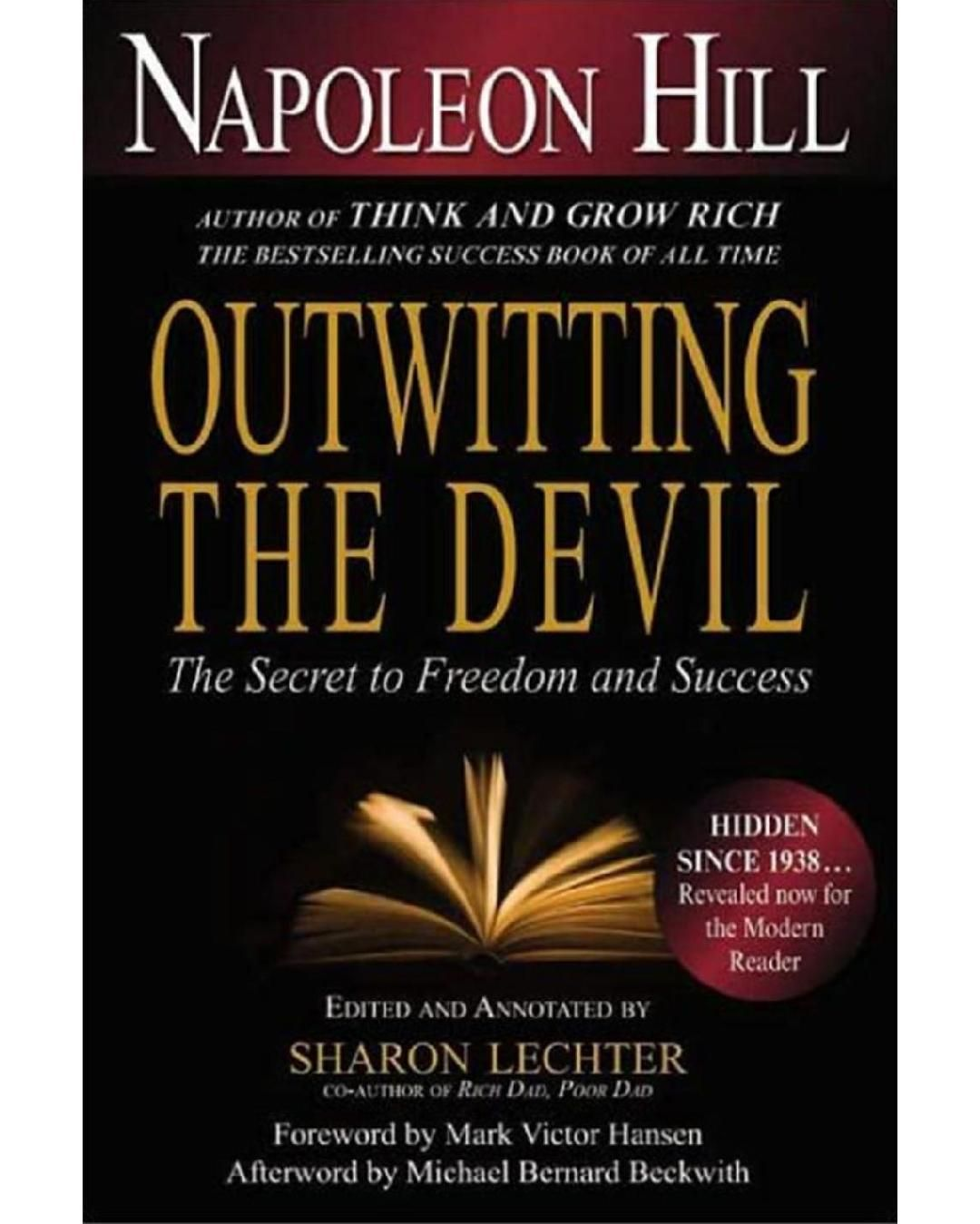 Outwitting The Devil Quotes Outwitting The Devilnapoleon Hillif You Loved Think And Grow