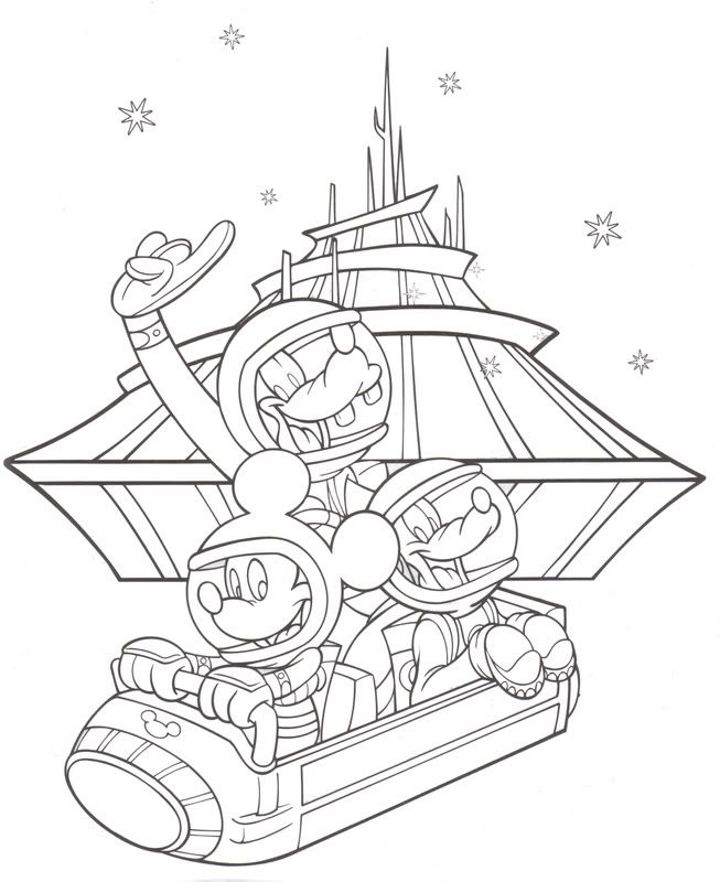 Kids Disney Activity Book Updated 4 25 Epcot Around The World Pgs Added The Dis Discussion Forums Disney Coloring Pages Disney Colors Coloring Books