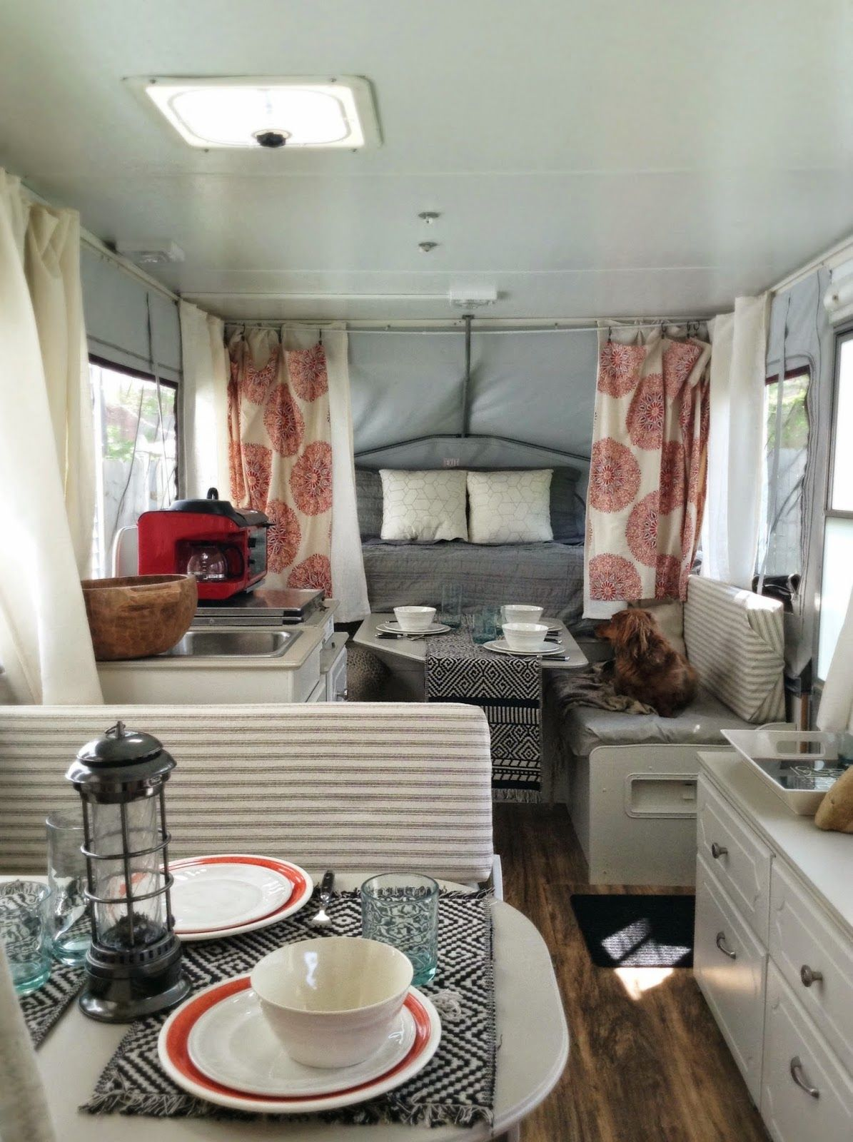 Beautiful Raindrops On Roses: PUP Remodel Is COMPLETE! Where To!
