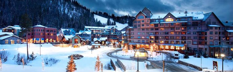 Zephyr Mountain Lodge This Is Where We Re Staying In February