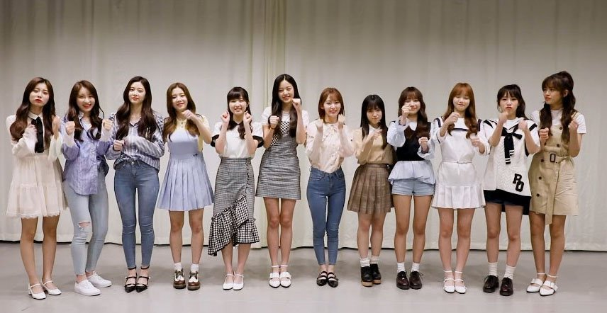 Pin on IZ*ONE