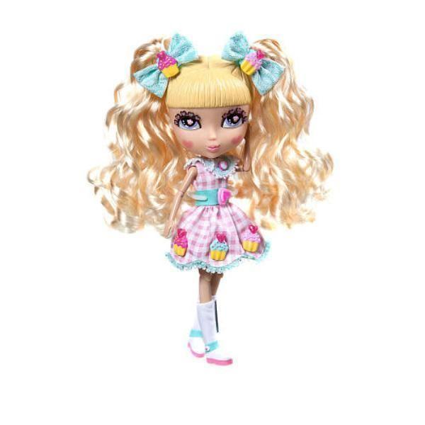 NIB Cutie Pops Fashion Doll -Cutie Pops Doll - Chiffon #JadaToysInc #DollswithClothingAccessories