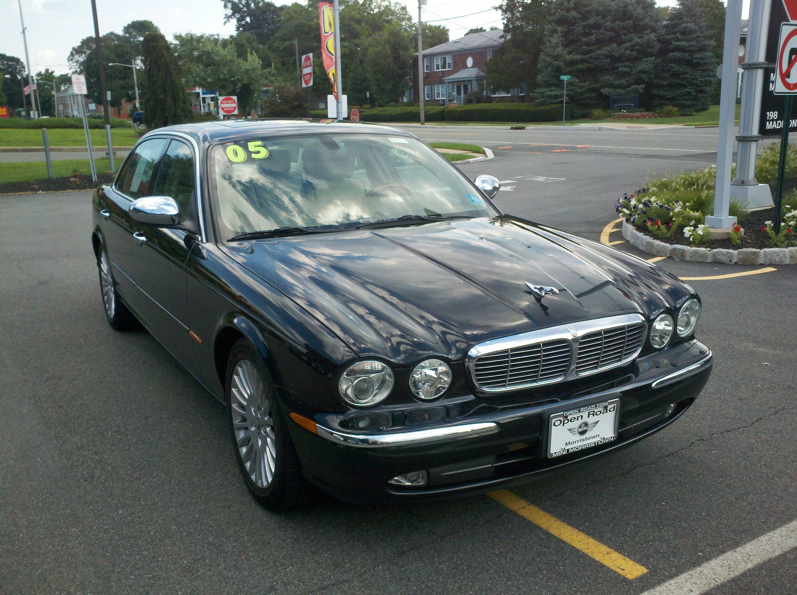 Image: 2005 Jaguar XJ 4-door Sedan XJ8 Dashboard, size: 640 x 480 ...