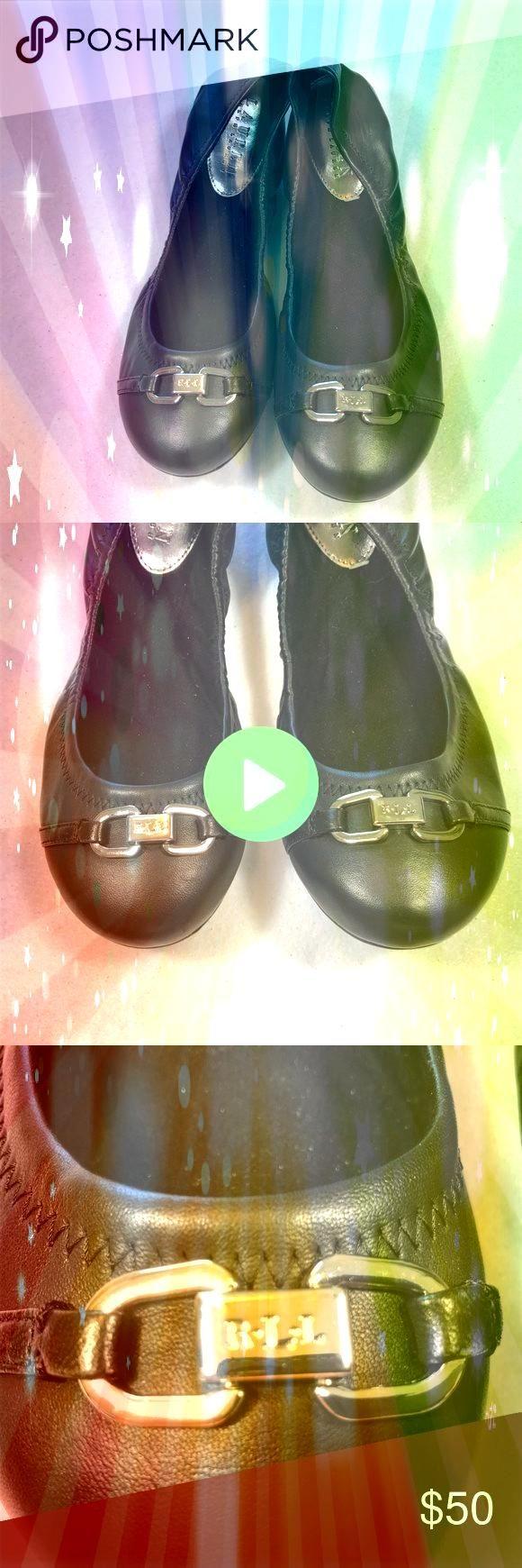 Lauren Black Womens Ballet flats Shoes 8 Ralph Lauren Black Women39 Ralph Lauren Black Womens Ballet flats Shoes 8 Ralph Lauren Black Women39 Ralph Lauren Black Womens Ba...