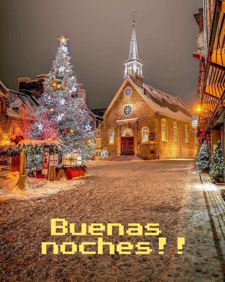 Pin De Sandy Mun En Buenas Noches Hermosas Imágenes De Navidad Luces De Navidad Imajenes De Navidad