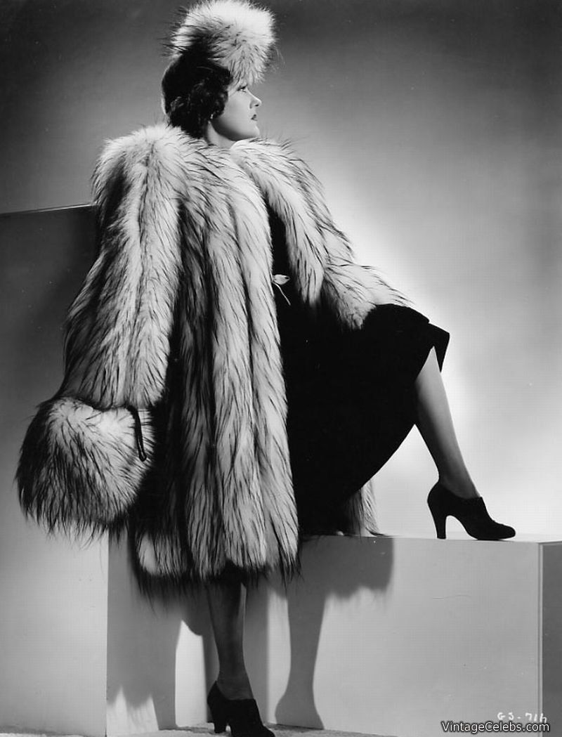 Portrait of Gloria Swanson for Father Takes a Wife