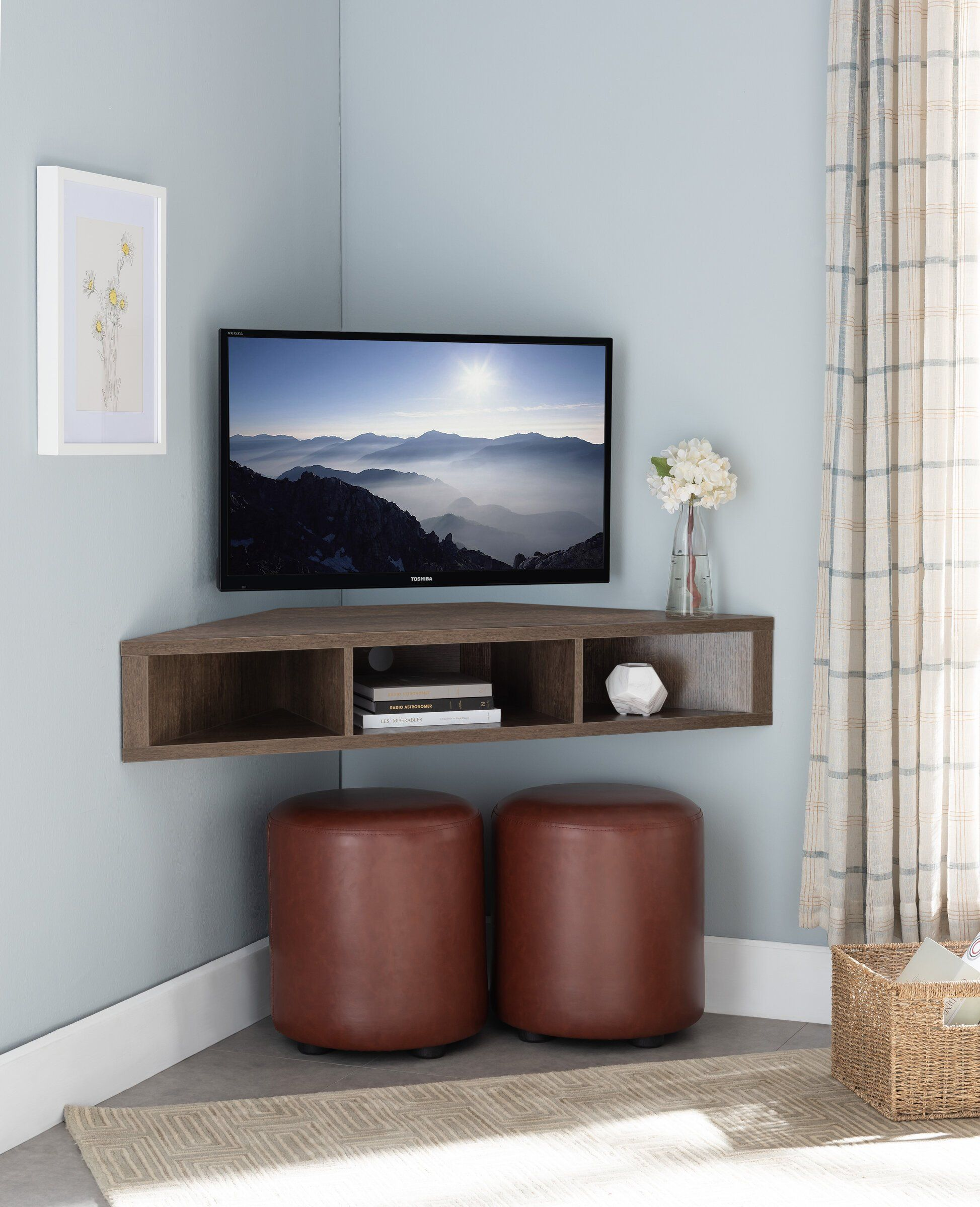 Entertainment Center For Small Living Room French Floating Co