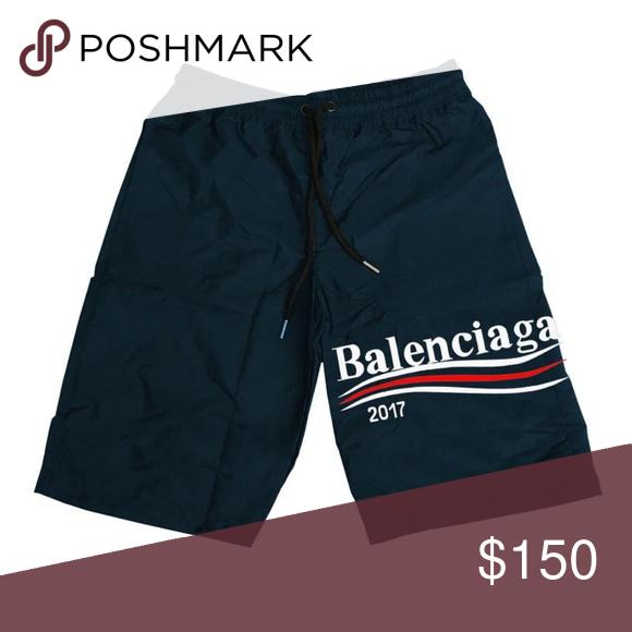 worn. Balenciaga Shorts
