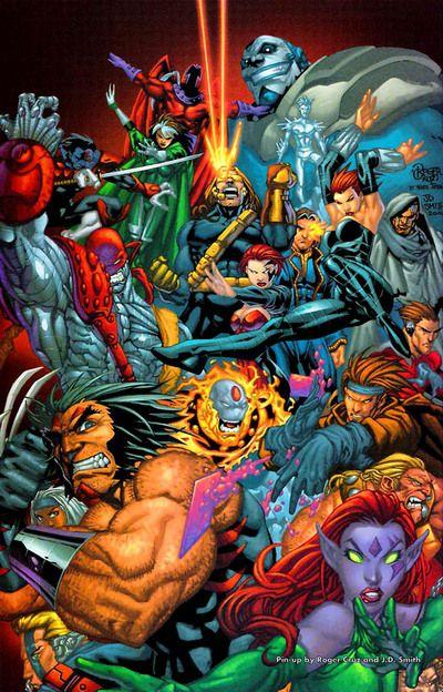 Image Of Roger Cruz Comic Vine Apocalypse Comics Superhero Comic Retro Comic Book