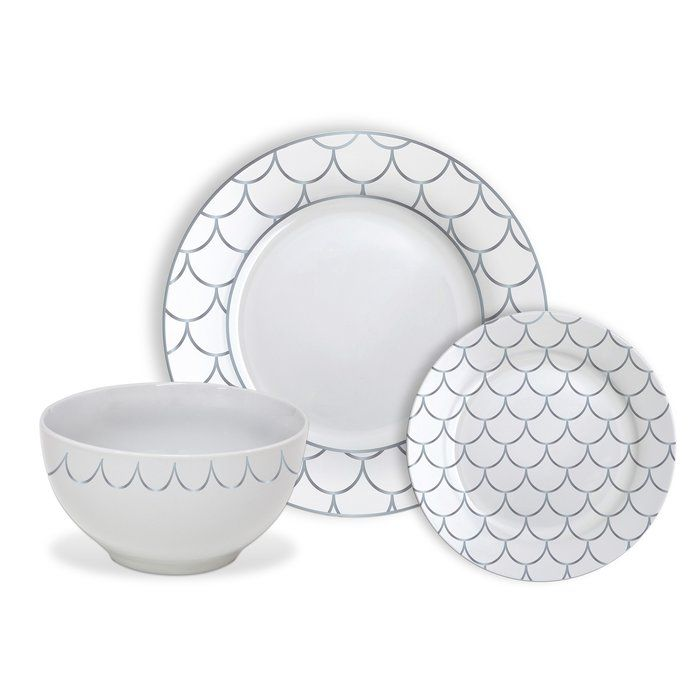 Blackstone 12 Piece Dinnerware Set Service for 4  sc 1 st  Pinterest & Blackstone 12 Piece Dinnerware Set Service for 4 | Tabletop ...
