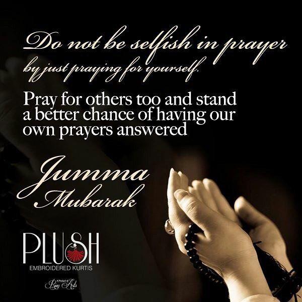 Friday Islamic Quotes My life Pinterest Islamic