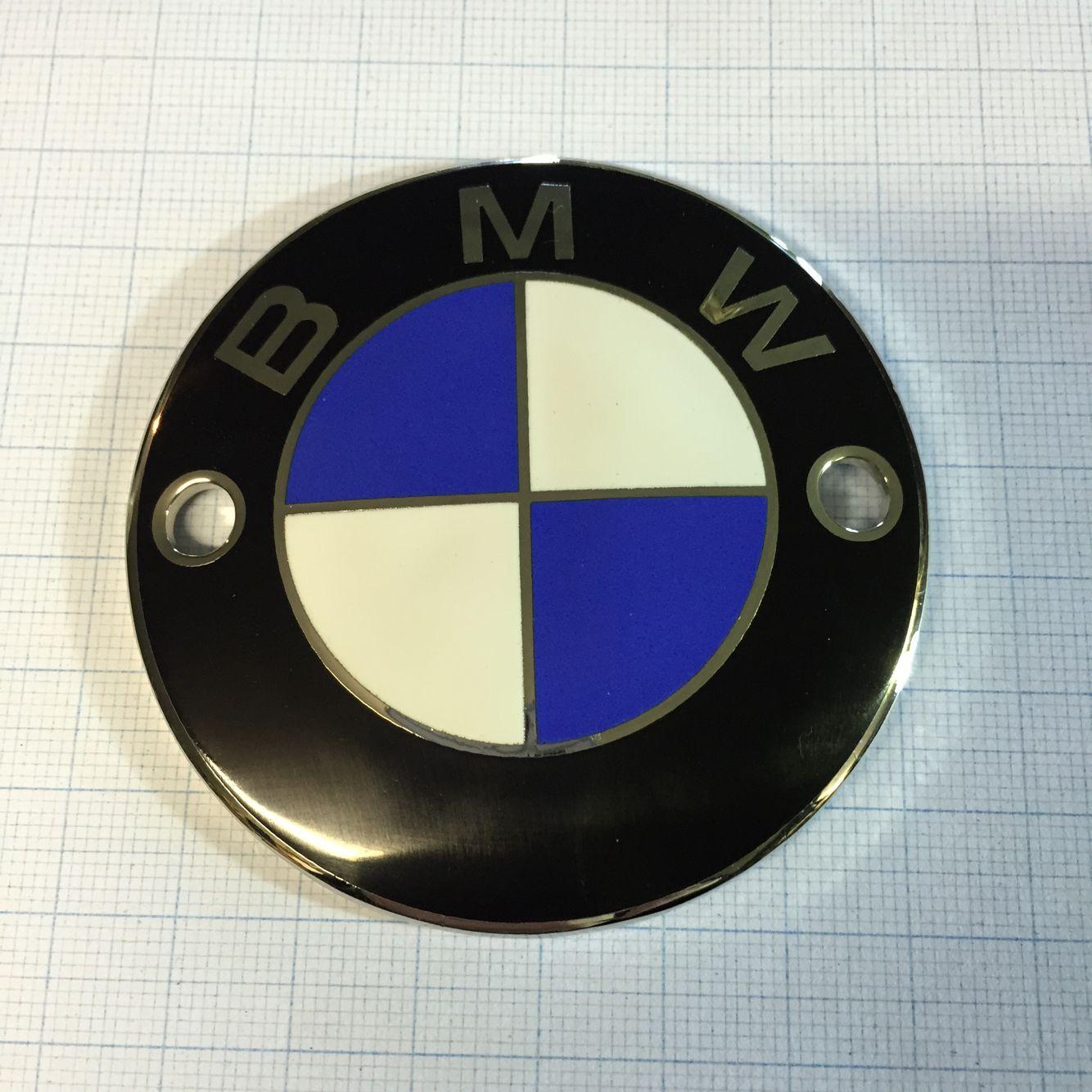 Emaille BMW embleem kunnen bemachtigen. Happy mee