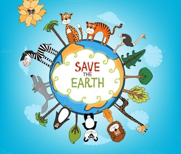 Save The Earth Concept Save Earth Save Animals Poster Save Earth Posters