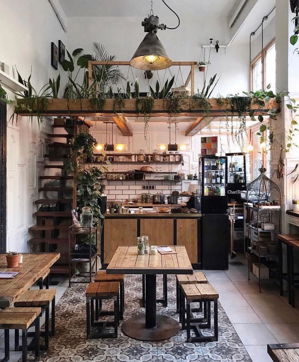 It S Possible For You To Acquire The Terrific Decoration If You Have The Ability To Comprehend About T Cafe Interior Design Cafe Interior Coffee Shops Interior