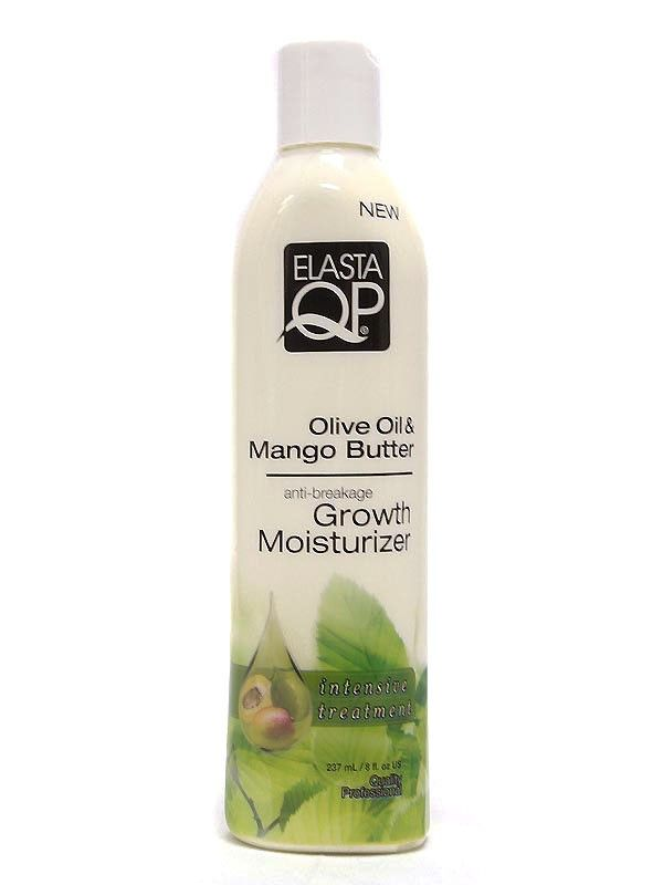 Elasta QP Olive Oil And Mango Butter Growth Oil anti breakage