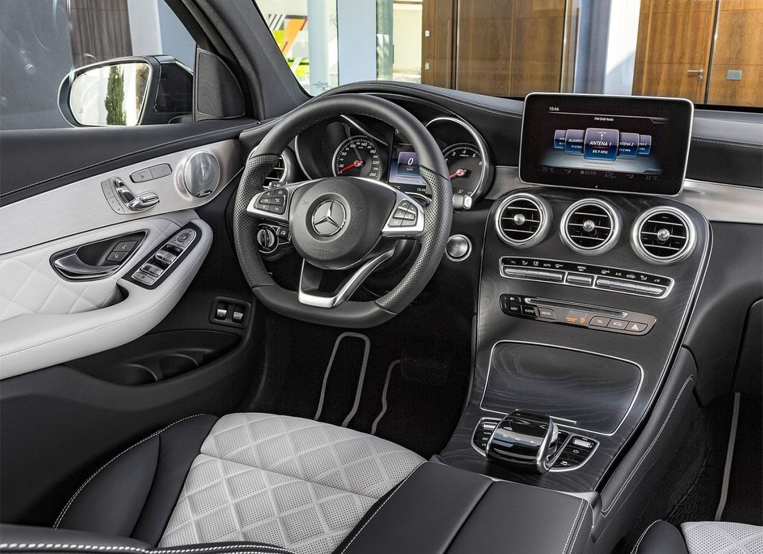 Novo Mercedes Benz Glc Coupe 2019 Um Rival Para O Bmw X4 Preco