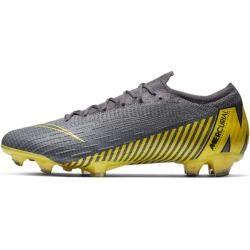 Nike Vapor 12 Elite Fg Game Over Fußballschuh für normalen Rasen - Grau NikeNike #shoegame