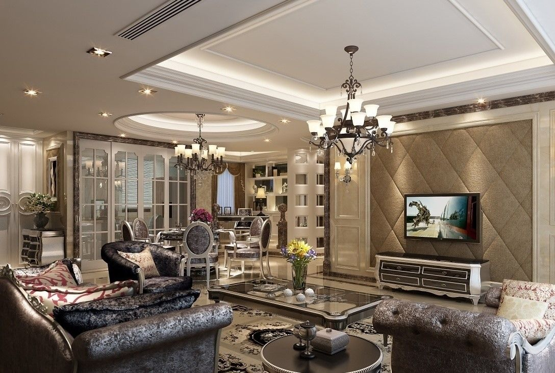 30 Luxury Living Room Design Ideas Prepossessing Luxury Living Rooms Designs Review