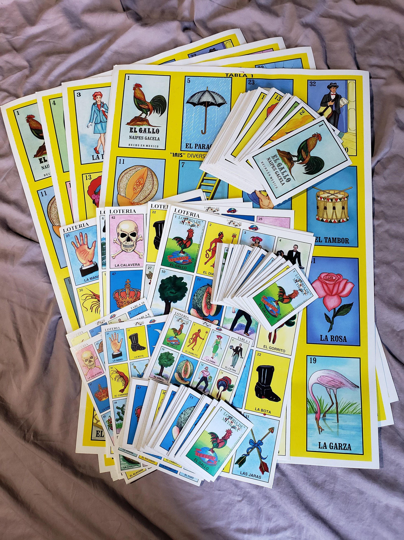 Loteria jumbo loteria medium loteria mexican game